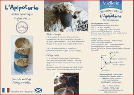 Capture leaflet côté poterie